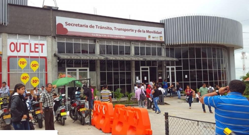 Secretaría de Movilidad de Ibagué atendió 285 trámites  turistas