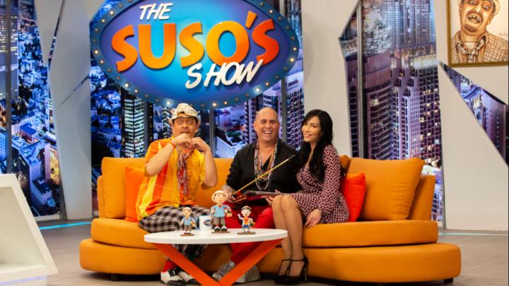 THE SUSO'S SHOW – Un invitado con gran talento para el violín