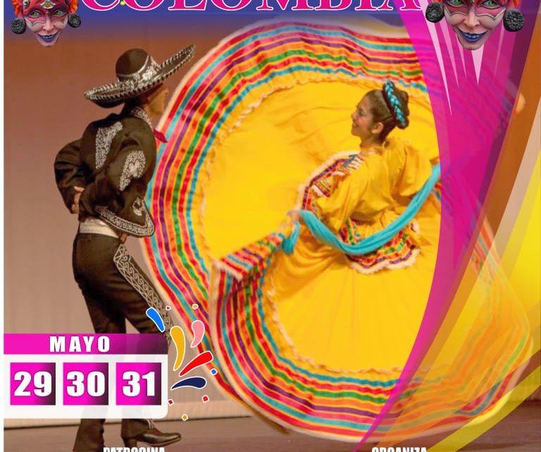 5 REINADO NIÑA FOLCLOR COLOMBIA 2020