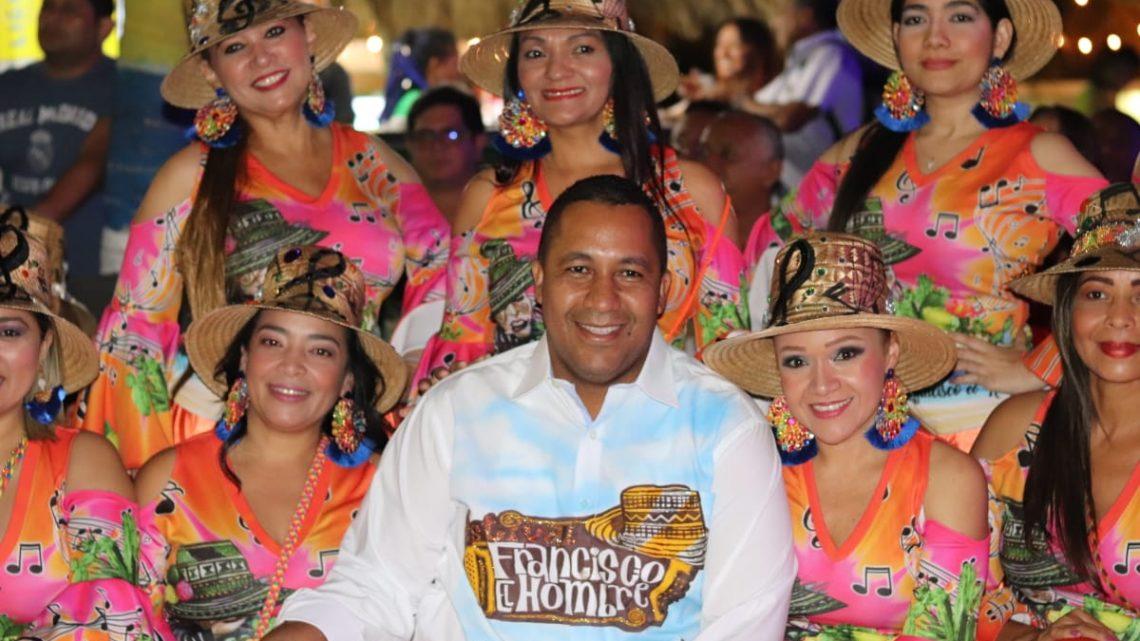 Lanzamiento XII versión del Festival Francisco el Hombre Guajiran 2020.