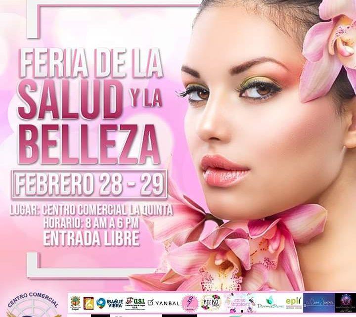 Feria de Salud y Belleza 28 y 29 de Febrero