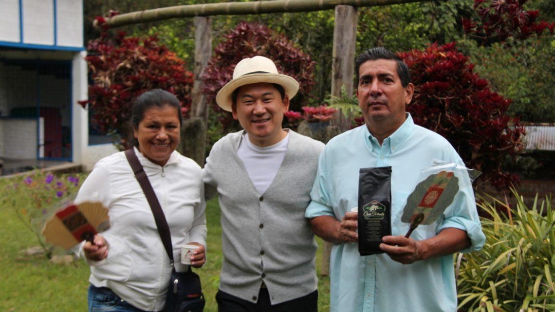 ¡El café de Santa Isabel se abre paso en el mercado europeo y asiático!