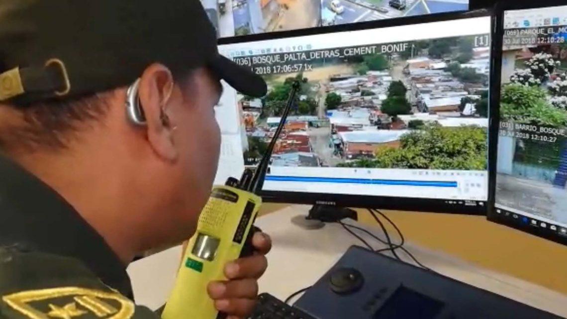 Turistas: Cámaras de seguridad en El Espinal son un hecho