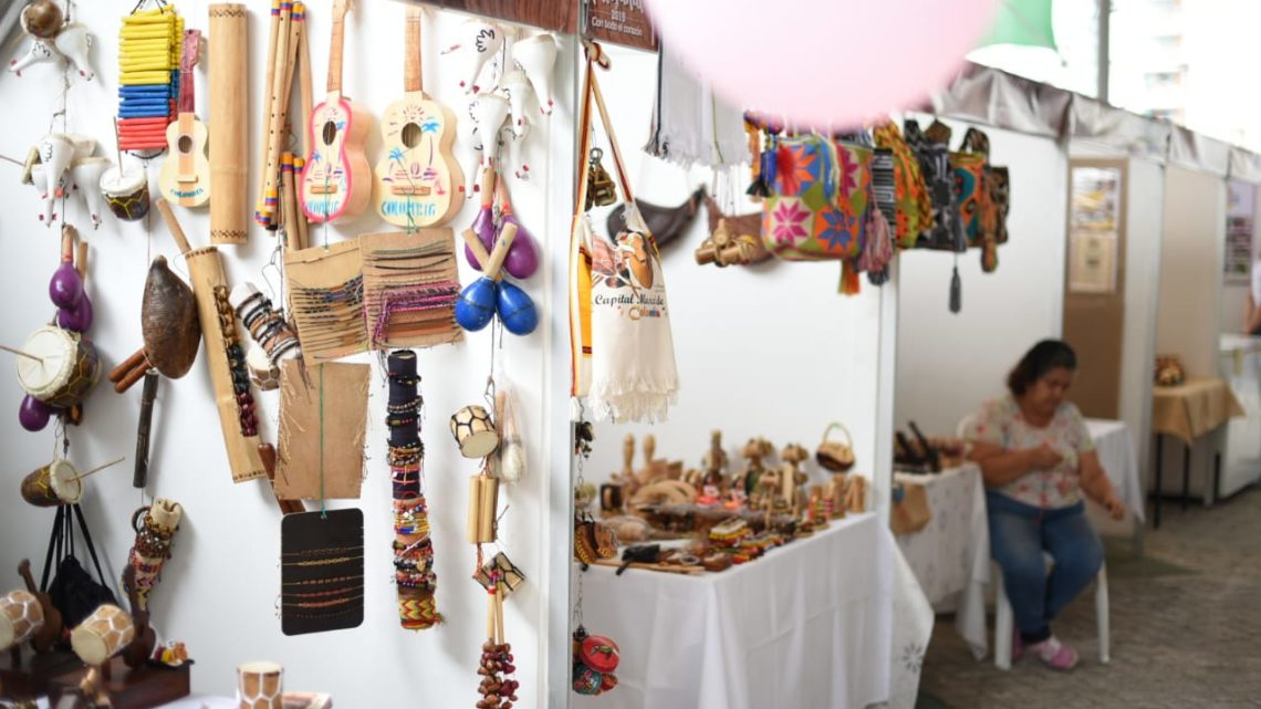 Feria Artesanal 13 al 15 de marzo en Acqua Power Center.