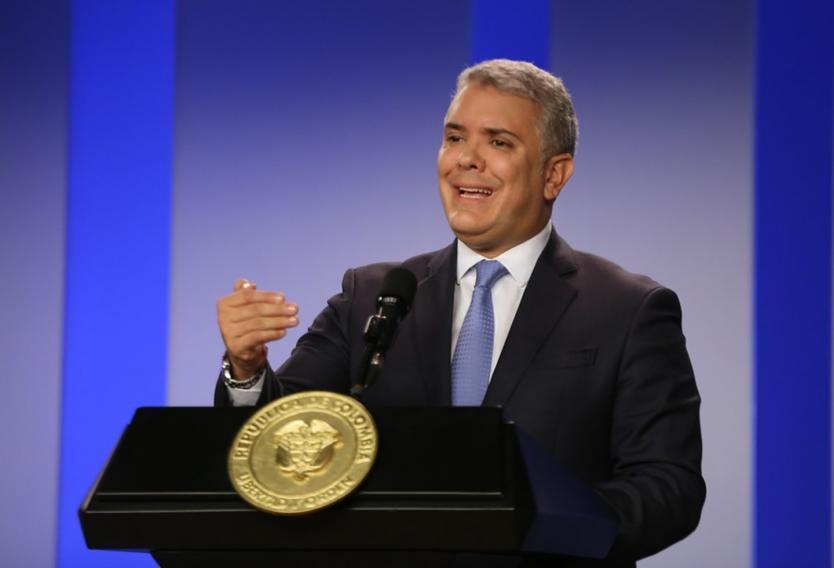 Duque anuncia cuarentena total en Colombia desde el martes