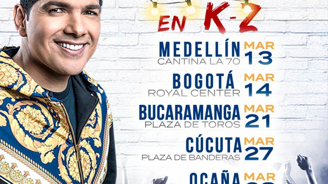 PETER MANJARRÉS  anuncia la gira nacional de su álbum  EL PREFERIDO