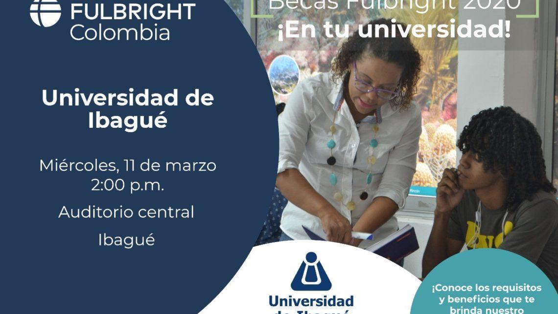 Fulbright Colombia presenta sus becas  para estudiar en Estados Unidos