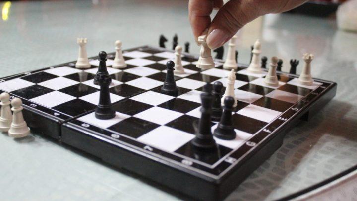 Participe en el primer torneo de ajedrez virtual