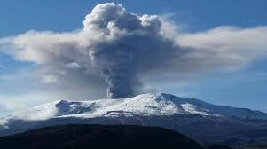Gobierno tolimense  alistan protocolos y planes de contingencia ante volcán Nevado del Ruiz