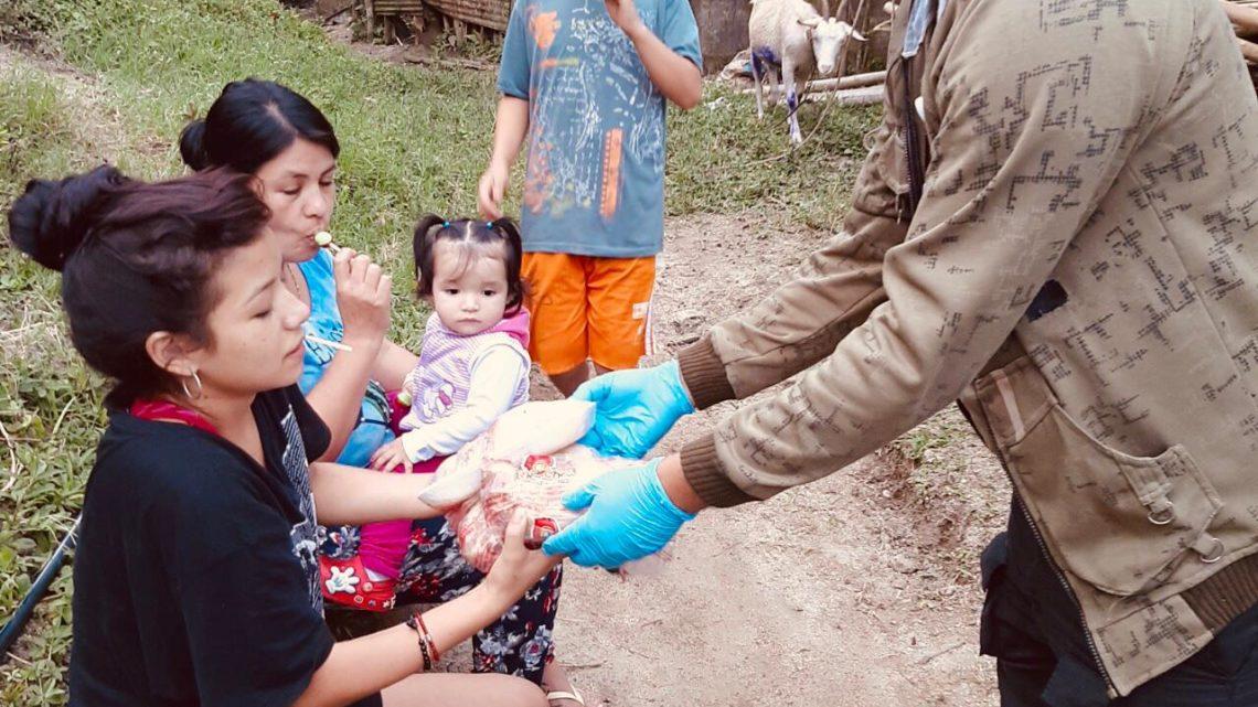4.177 Familias han sido beneficiadas hasta la fecha por parte del Banco Arquidiocesano de Alimentos