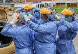 """""""Celebro el inicio de entrega de elementos de protección para personal médico por parte de ARLs"""": Mintrabajo"""