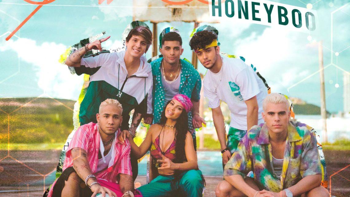 La banda número uno del pop latinoCNCO