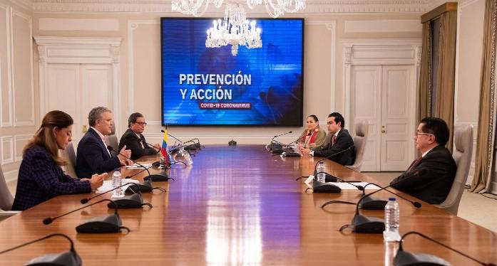 Presidente Duque declara nuevamente Estado de emergencia