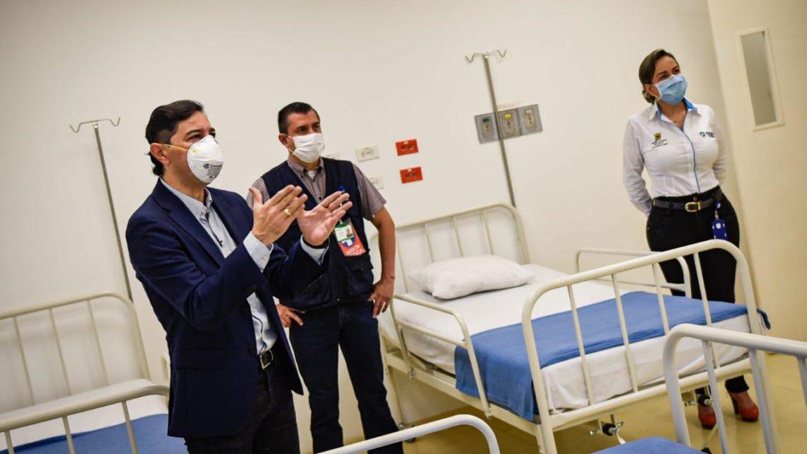 Avanza ampliación de camas en la Unidad de Salud de Ibagué