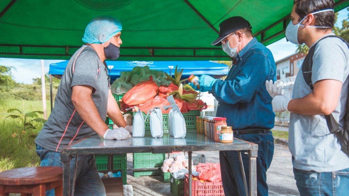 Mercados móviles campesinos llegarán a la comuna 5 de Ibagué