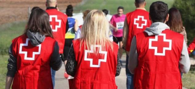 La Familia Cruz Roja se abandera por Colombia