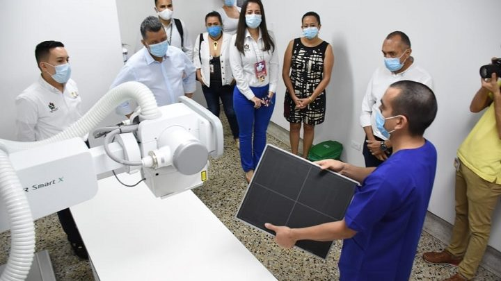 EL TOLIMA YA TIENE URGENCIAS EN HOSPITAL FEDERICO LLERAS DEL LIMONAR.