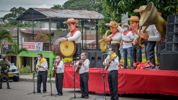 100 artistas ibaguereños fueron los invitados especiales en 'San Juan y San Pedro en casa