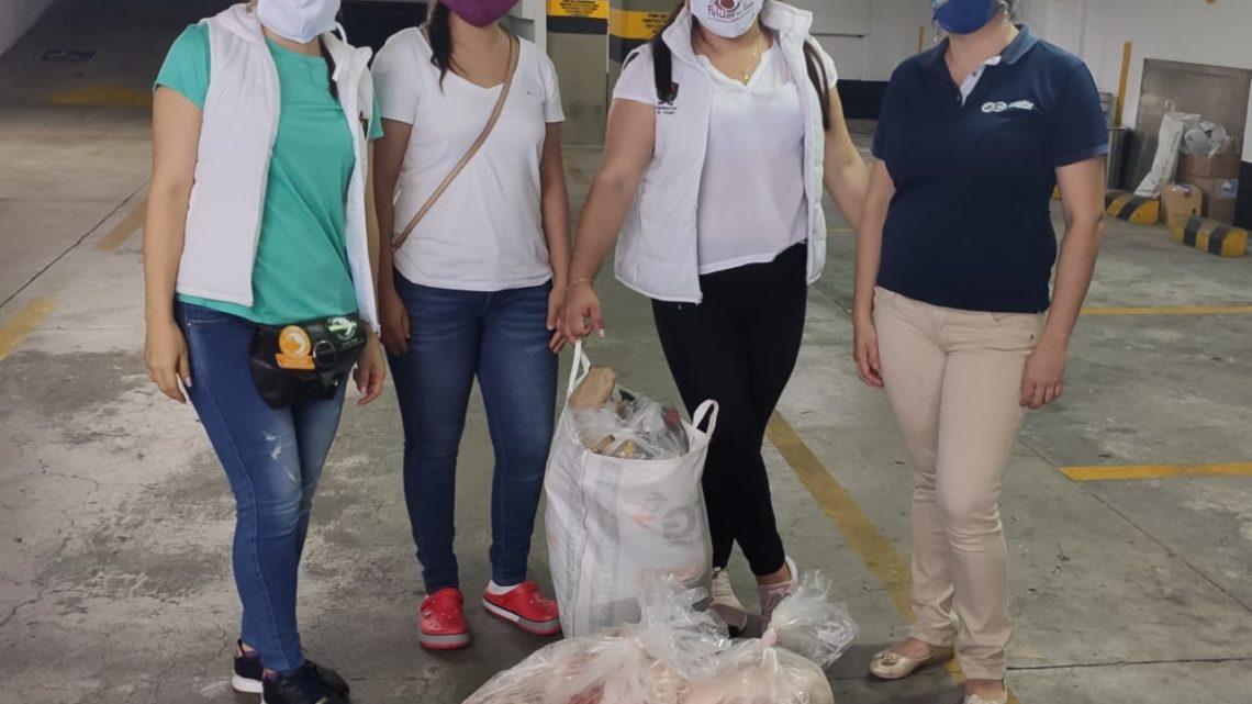 Entrega de insumos y kits de bioseguridad finalizó con éxito con empresarios de lechonerias de Ibagué