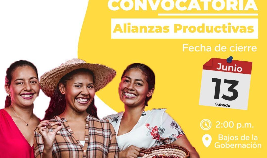 Pilas productores: no se queden  por fuera de Alianzas Productivas del Minagricultura