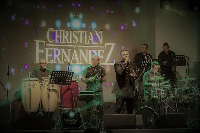 CHRISTIAN FERNANDEZ Y SU ORQUESTA