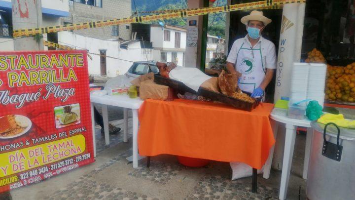 Turistas: 17 mil platos de lechona se vendieron en Ibagué y más de 2 mil en el Espinal