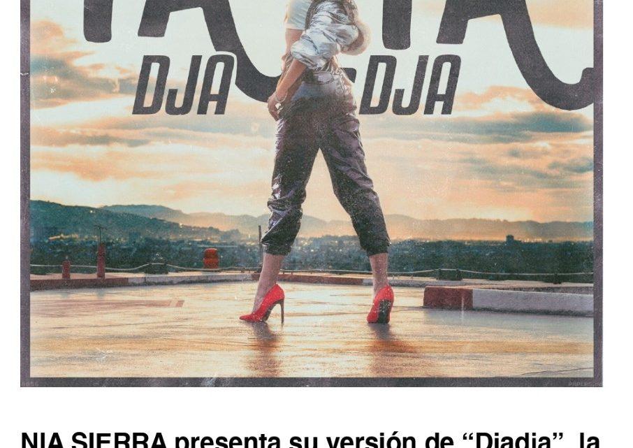 """NIA SIERRA presenta su versión de """"Djadja"""" la exitosa canción de Aya Nakamura con """"YAYA"""""""