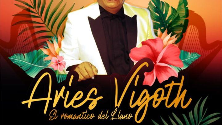 ARIES VIGOTH #TourConciertoLlaneroVirtual