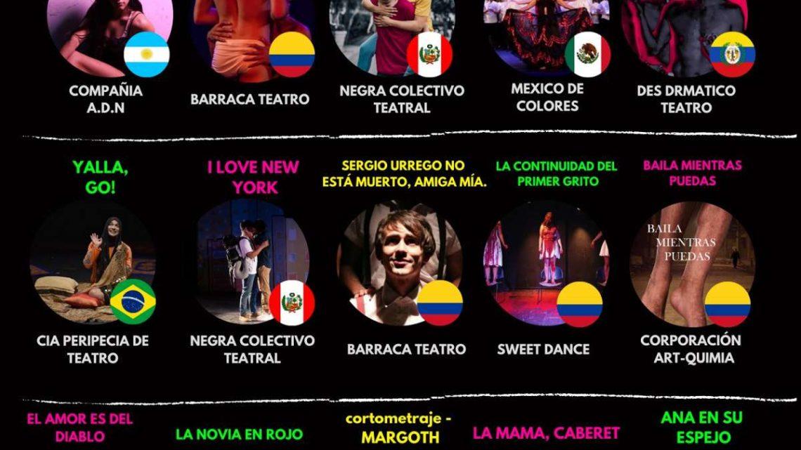 Festival Internacional de Teatro Rosa de Bogotá FITROSA