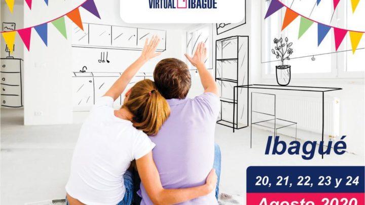 LLEGA EXPOFERIA DE VIVIENDA VIRTUAL  20, 21, 22, 23 y 24 de agosto del 2020.
