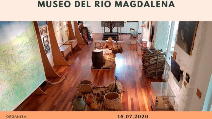 El Museo del Río Magdalena recorrido virtual