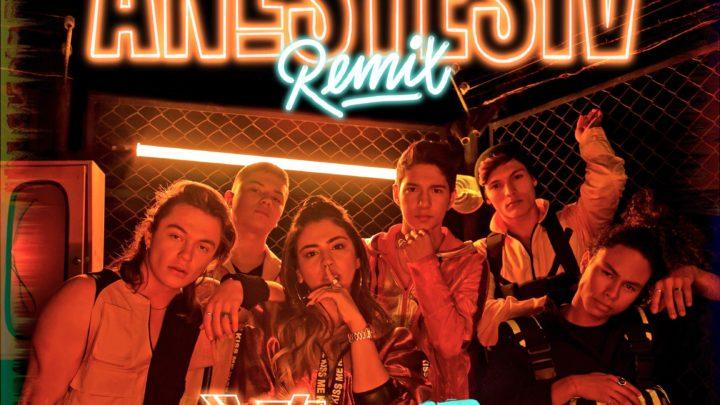 "LV5 junto a Itzza Primera hacen el remix de ""Anestesia"""