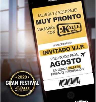 ¡DISFRUTE LA CUARTA EDICIÓN DEL GRAN FESTIVAL 'LA KALLE'!