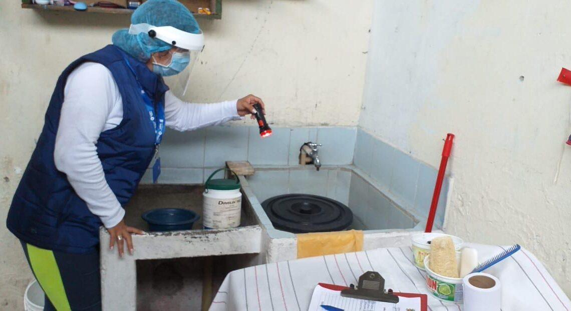 Ibagué endurece acciones para frenar incremento en casos de dengue