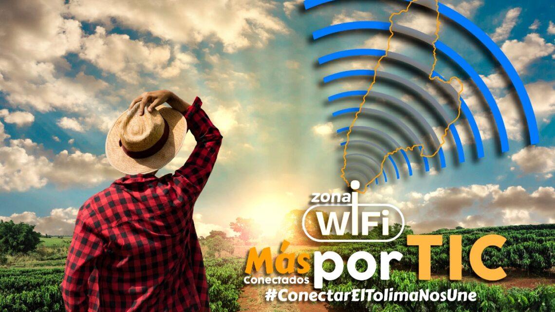 Para mejorar la conectividad del Tolima, instalará 113 puntos Wifi gratis.
