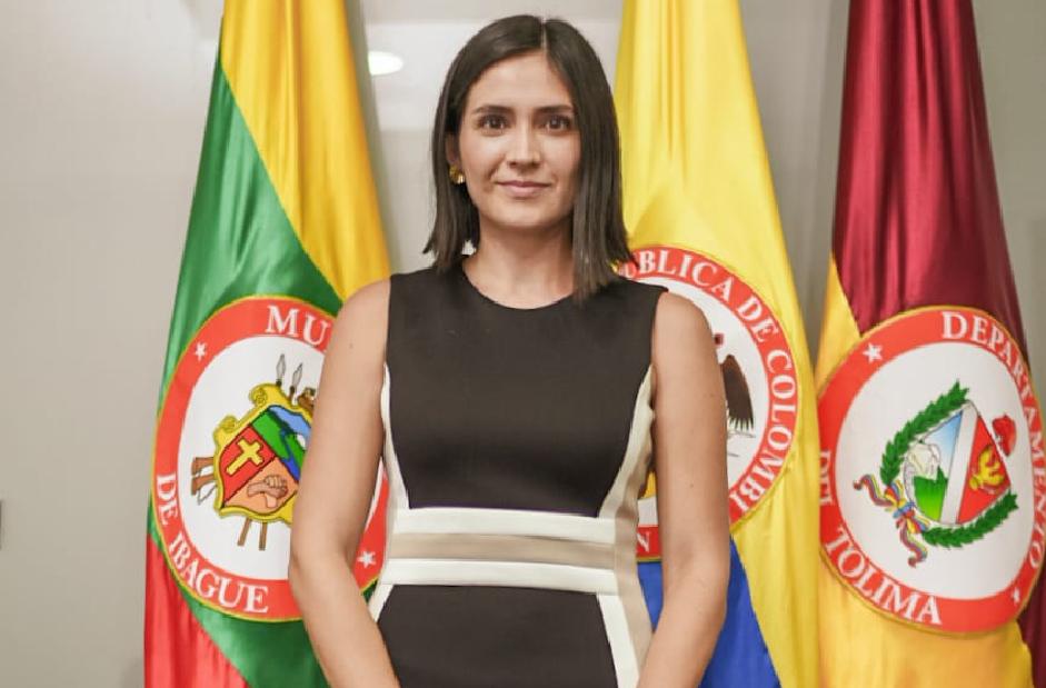 Greis Cifuentes, nueva secretaria de Cultura de Ibagué