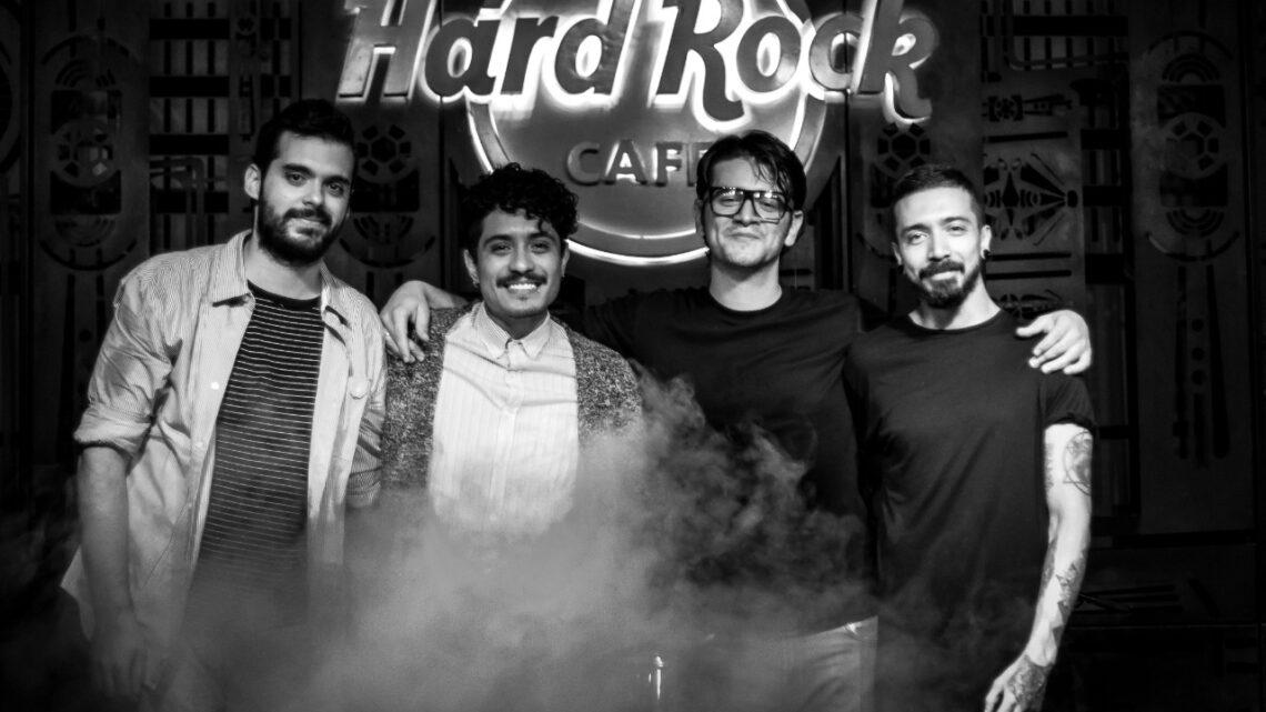 Anatómico presenta 'Emisión Nocturna', rock puro y crudo hecho en Medellín