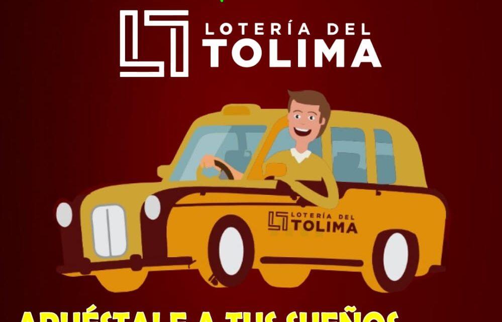 """""""LOTICONDUCTORES"""" La Lotería del Tolima llega para premiar a la """"OLA AMARILLA"""" de Ibagué."""
