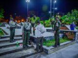 185 comparendos se impusieron durante el toque de queda en Ibagué