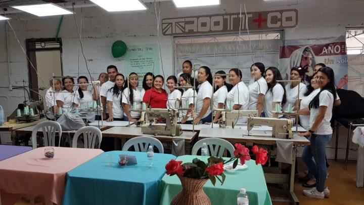 Confeccionando Paz desde el Tolima, es el proyecto exitoso implementado por el SENA.