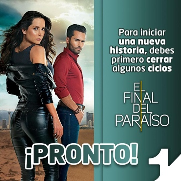 El Final del Paraíso, la teleserie del año llega a Canal 1 muy pronto