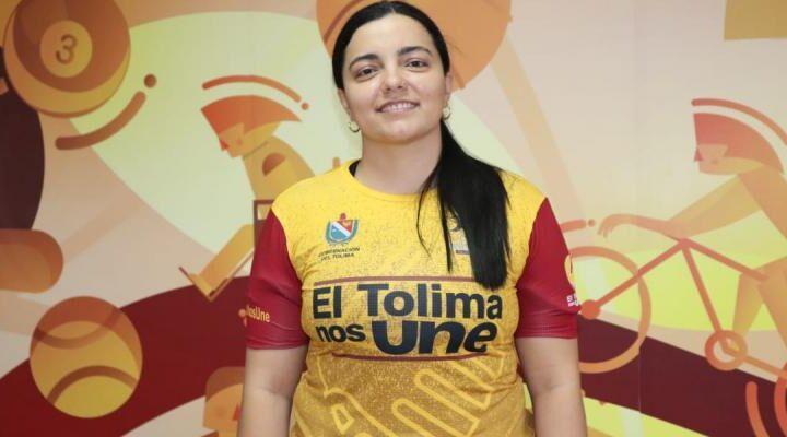 Andrea Cardona avanza a octavos de final en Campeonato Nacional de Billar a tres bandas