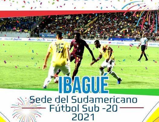 Ser sede del sudamericano de fútbol sub – 20 sería una oportunidad para mitigar el impacto económico causado por el COVID-19