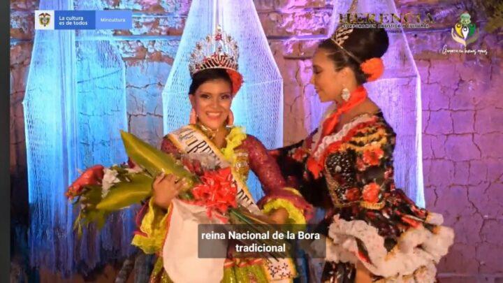 Tolima Reina Nacional del Festival de la Tambora Tradicional LOREN JULIETH CASTRO FLORIAN