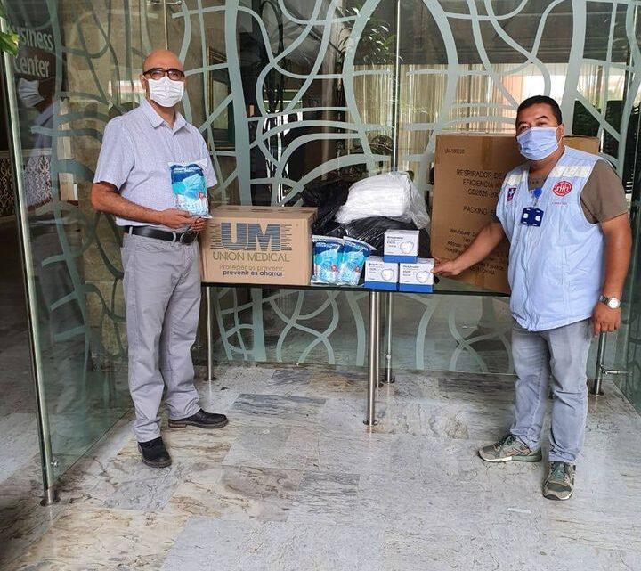 Turista: Red hospitalaria del Tolima fortalecida con elementos de protección por más de $2.200 millones