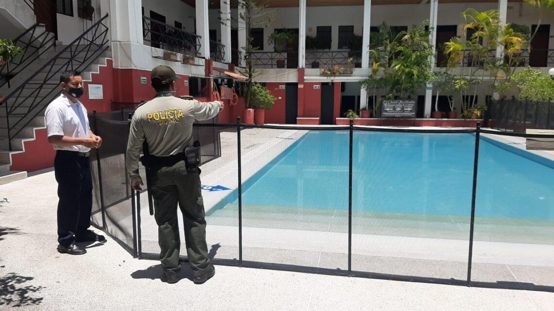 La METIB realiza prevención y sensibilización a Hoteles y fincas.