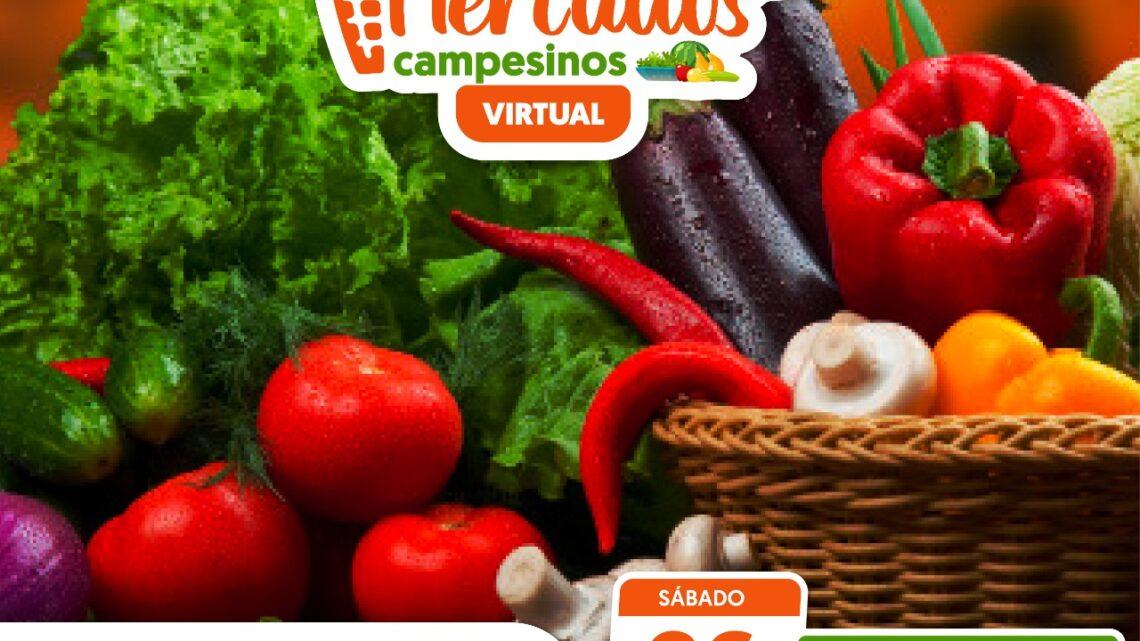 En Planadas se realizará el séptimo Mercado Campesino Virtual del departamento