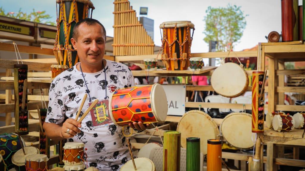Turismo: Participe en la Feria Virtual Artesanal de la Alcaldía de Ibagué