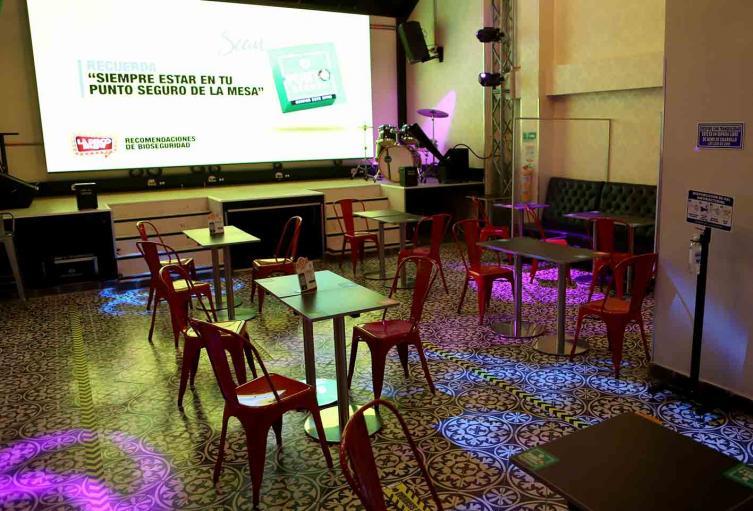 Turistas: Excelente comportamiento en  reactivación de bares en Ibagué