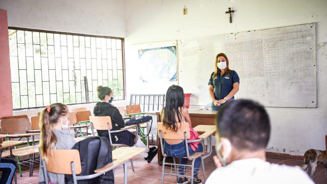 Ibague: 108 estudiantes del sector rural regresarán a clases presenciales